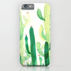 cactus and sun Slim Case iPhone 6s