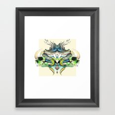 therapy 2 Framed Art Print