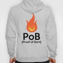 PoB - Proof of Burn Hoody
