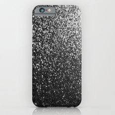 Silver Sparkle Glitter Slim Case iPhone 6