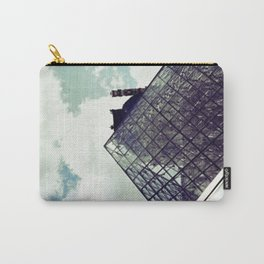 Louvre Pyramid I Carry-All Pouch