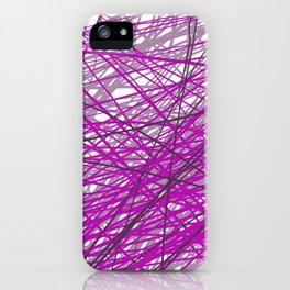 Purples iPhone Case