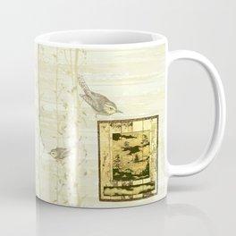 Bird On Screen Coffee Mug