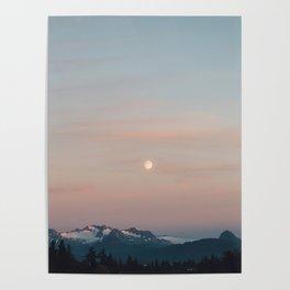 September Moon Poster