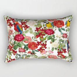 Botanical Garden II Rectangular Pillow