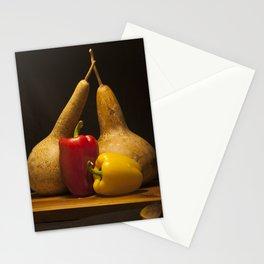 Vegetable Still life Stationery Cards