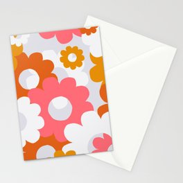 flower power, 1960 Stationery Cards