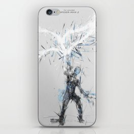 Amazing Spider man 2 Movie Poster iPhone Skin