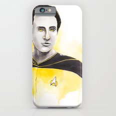 Lieutenant Commander Data iPhone 6s Slim Case