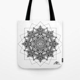 Anatomandala II Tote Bag