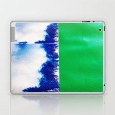 SKY/GRN Laptop & iPad Skin