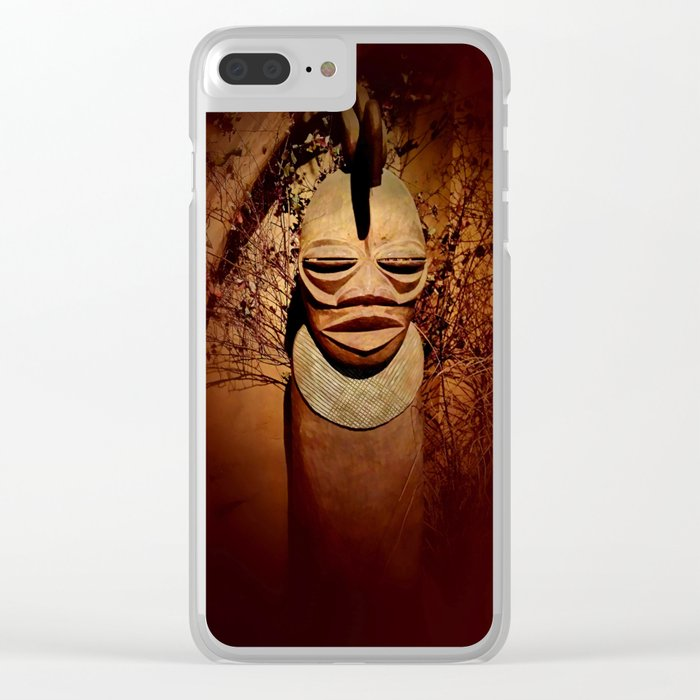 Watchman Clear iPhone Case