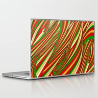 xmas Laptop & iPad Skins featuring Lov Xmas by Danny Ivan