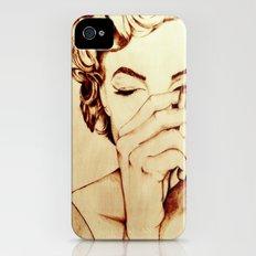 Marilyn Monroe  Slim Case iPhone (4, 4s)