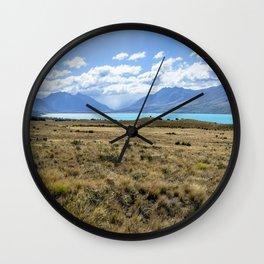 Ohau Back Country Wall Clock