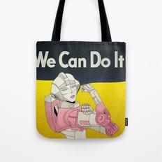 we can do it. Tote Bag