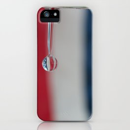 Patriotic Drop iPhone Case