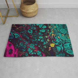 Crunchberries Rug
