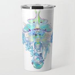 Aqua Chalcedony Travel Mug