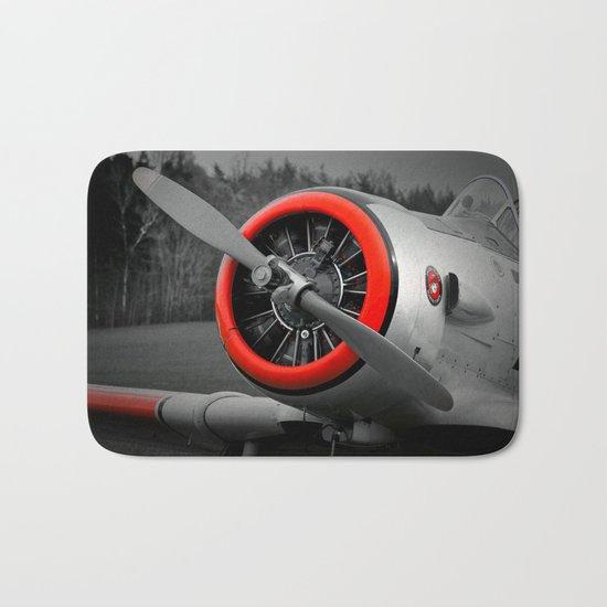 Airplane Bath Mat