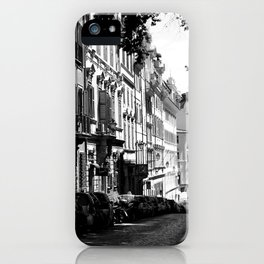 A Roman Street iPhone Case