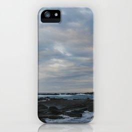 kaikoura shore I iPhone Case