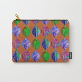 Ovoid Tropic Carry-All Pouch