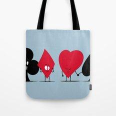Pair of Aces Tote Bag