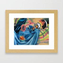 Still 2 Framed Art Print
