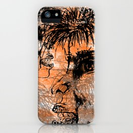 DIALOGUE iPhone Case