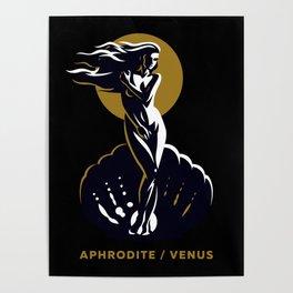 Aphrodite / Venus Poster