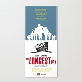 The Longest Day Canvas Print
