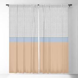 Grid 4 Blackout Curtain