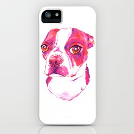 Sweet Lu iPhone Case
