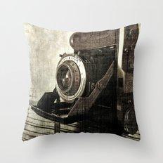 1950 Baldinette Throw Pillow