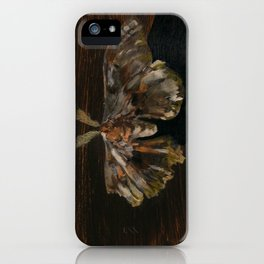 Moth Prophecy iPhone Case