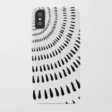 Fjorn on white Slim Case iPhone X