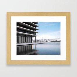 DWP Framed Art Print