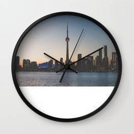 Toronto II Wall Clock