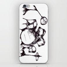 Drums iPhone & iPod Skin