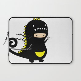 Mini Ninja Rawr Laptop Sleeve