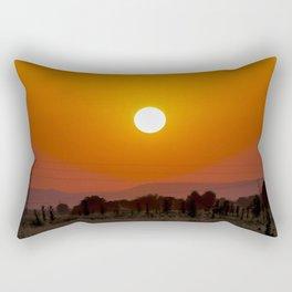Atardecer 1 Rectangular Pillow