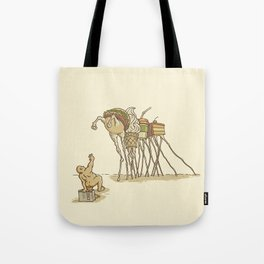 THE TEMPTATION Tote Bag