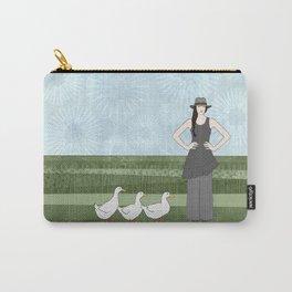 Pekin duck lady Carry-All Pouch