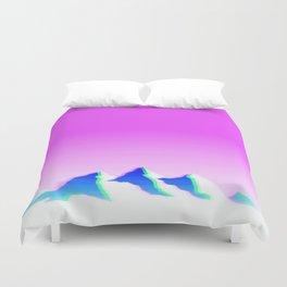 Mountain Aesthetic 1 Duvet Cover