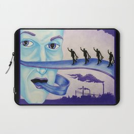 Corporate Cannibal  Laptop Sleeve
