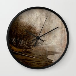 Matsqui on the Fraser River Wall Clock