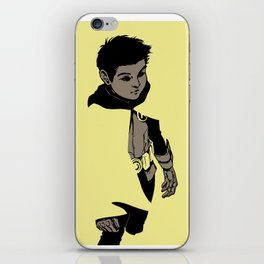 Son of the Demon iPhone Skin