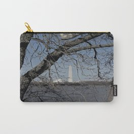 Through the Branches Carry-All Pouch
