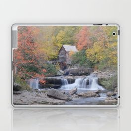 Almost Heaven Grist Mill Laptop & iPad Skin